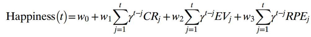 L'équation du bonheur