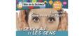 Affiche de la conférence Le Cerveau et les sens (Fête de la science 2015, Lyon)