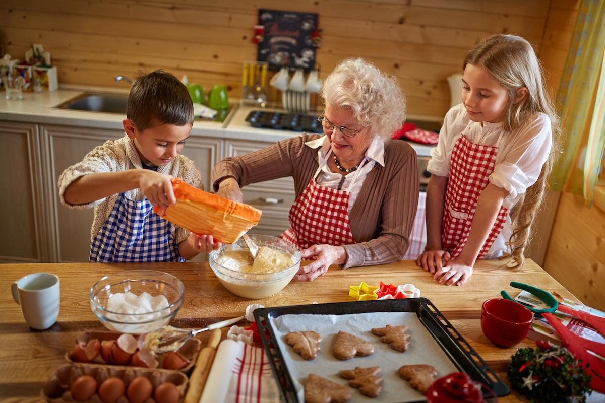Les personnes âgées privilégient les émotions positives ©LuckyBusiness/iStock