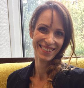 Audrey Mazur-Palandre