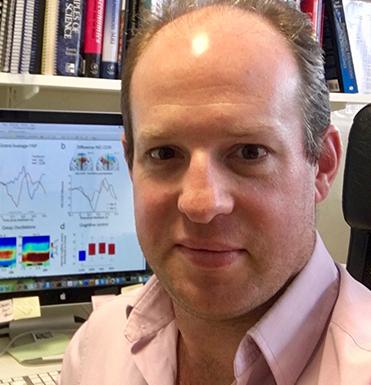 Charlie Wilson, chargé de recherche au SBRI, à Lyon, spécialiste des fondements neuronaux de l'apprentissage (photo : DR).