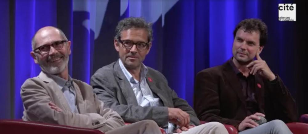 Conférence organisée par Cerveau & Psycho à l'occasion de son n°100 avec le psychiatre Christophe André, le neurologue Laurent Cohen et le neuroscientifique Jean-Philippe Lachaux.