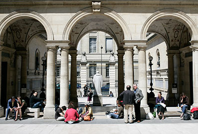College de France ©DR