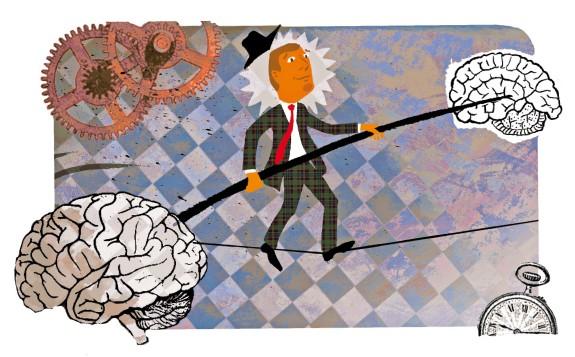 Le Cerveau funambule, Comprendre et apprivoiser son attention grâce aux neurosciences, Jean-Philippe Lachaux (Odile Jacob)