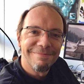 Matthieu Quignard, ingénieur de recherche au laboratoire de linguistique ICAR (CNRS, LabEx ASLAN).