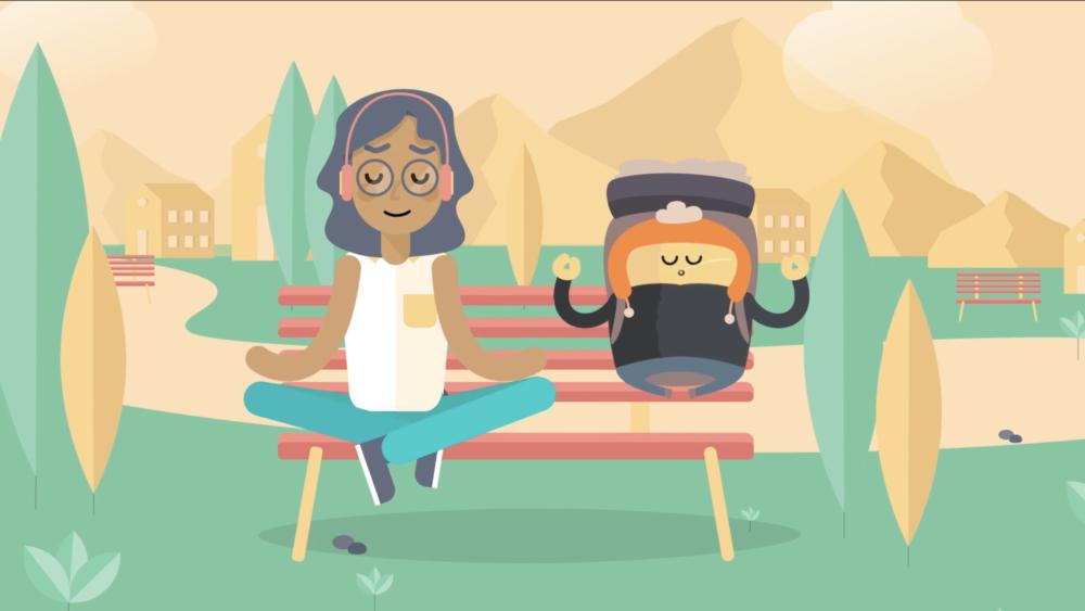 MonSherpa, robot conversationnel de santé mentale