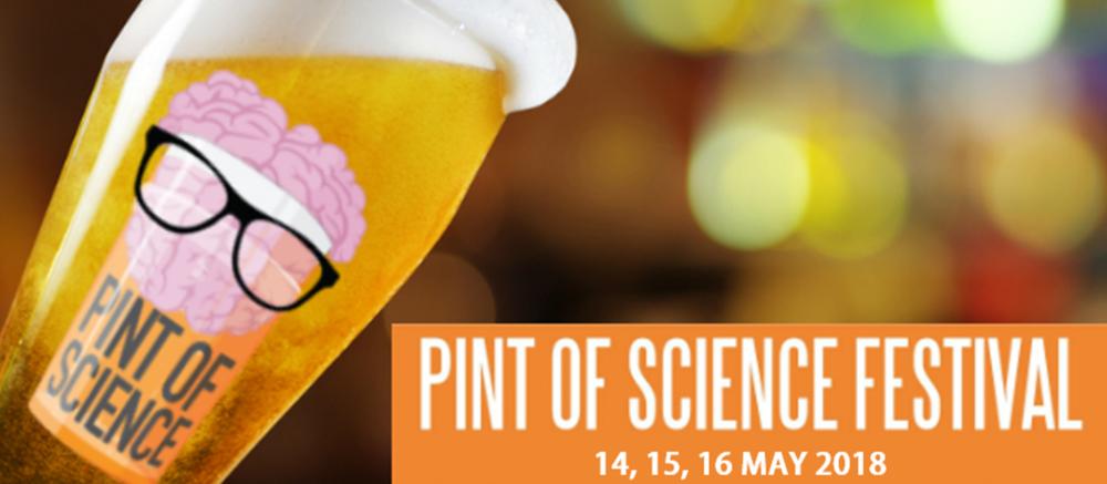 Pint of Science 2018 - Lyon (photo : Laura-Riggall)