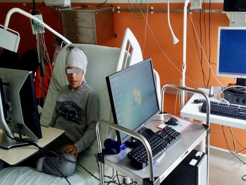 L'outil de diagnostic Stabilo-EEG permet de mieux cerner le lien entre épilepsie et TDA-H (photo : DR)