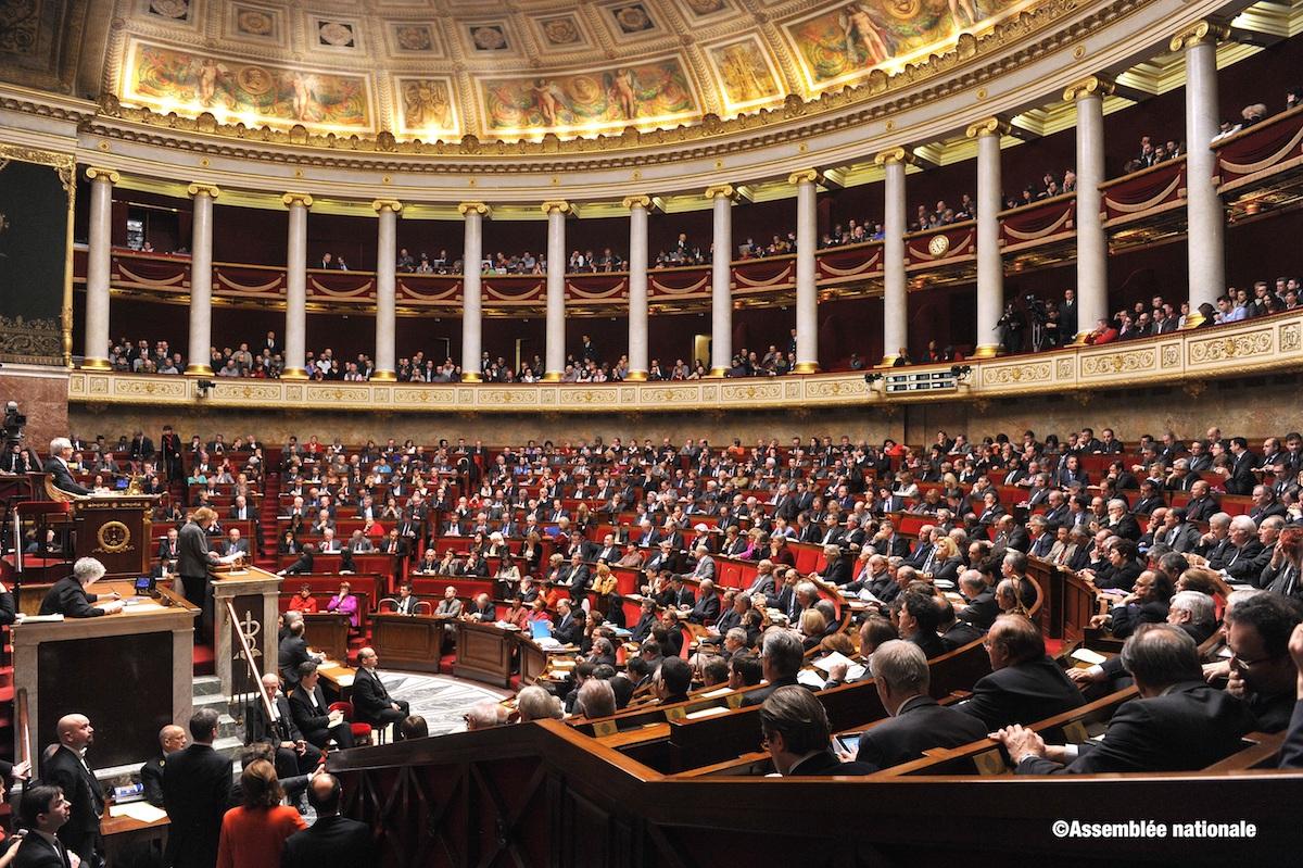 Vote solennel sur le projet de loi mariage et adoption pour tous (12/02/2013).