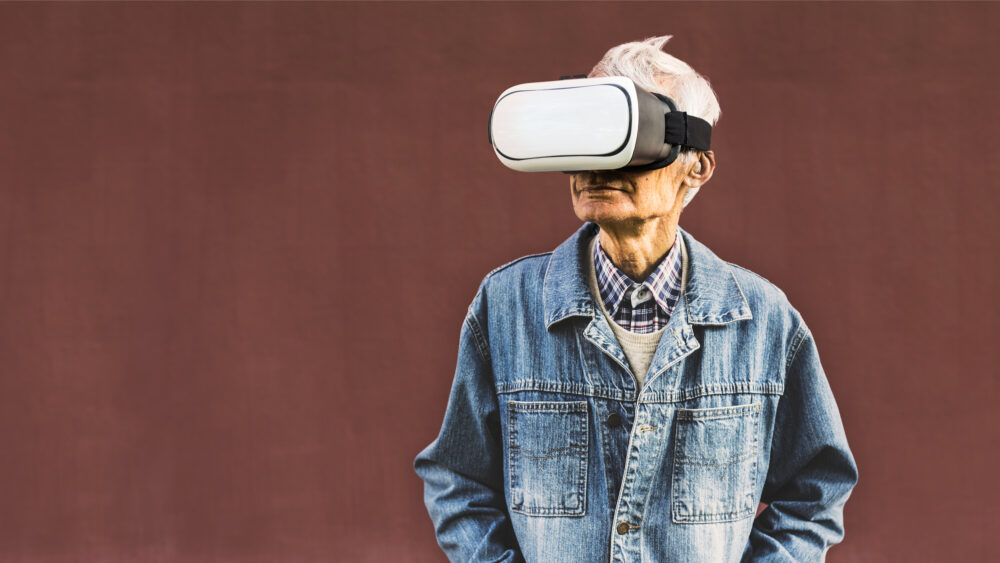 La réalité virtuelle, futur outil pour la neurochirurgie? (©iStock/Tarik Kizilkaya)