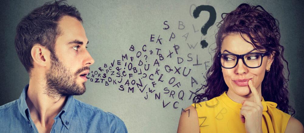 Langage : et si la parole et le cerveau communiquaient par le rythme ? ©Shutterstock