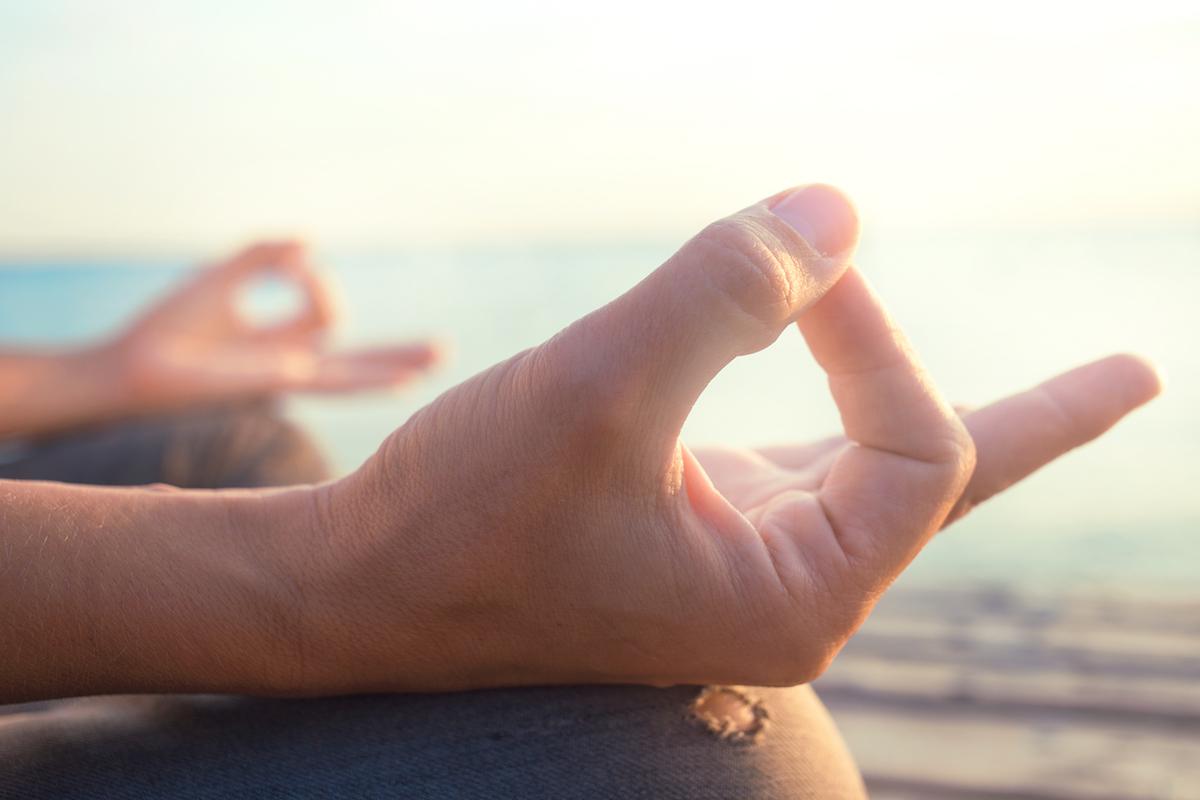 Les trois formes de méditation ©Francescoch