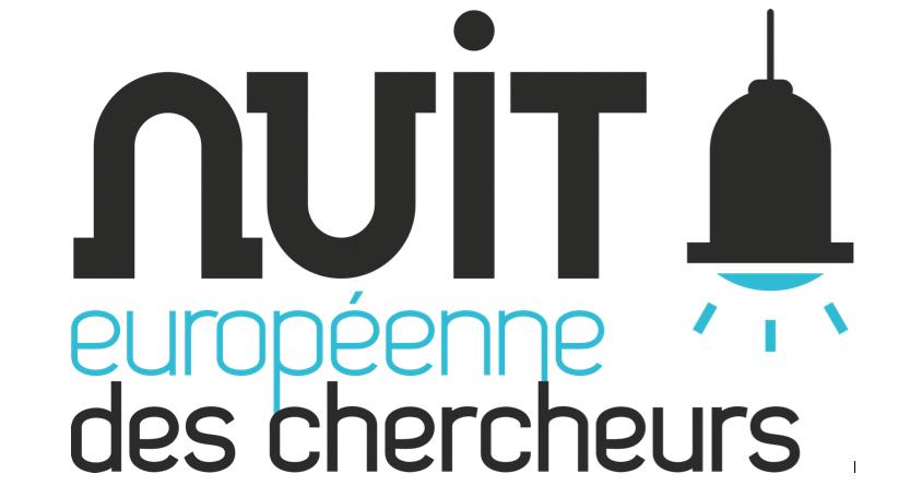 Logo de la 10e Nuit européenne des chercheurs
