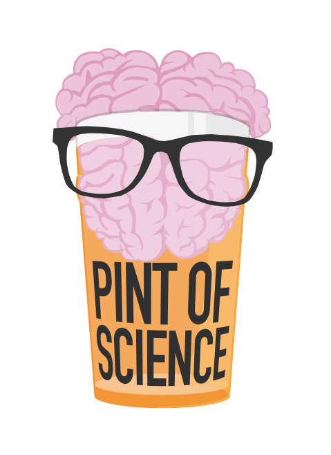 Logo du festival Pint of Science