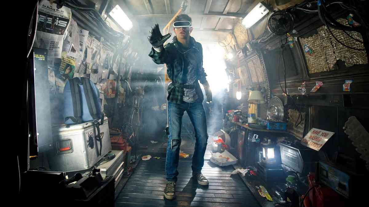 Ready Player One, quand Spielberg s'attaque à la réalité virtuelle.