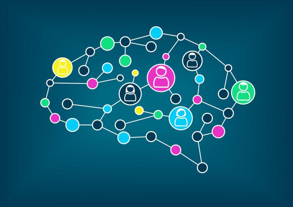 Le cerveau fonctionne-t-il comme un réseau social (@Aimage/123RF)