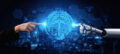 L'intelligence artificielle pourrait-elle un jour égaler l'intelligence humaine ? (©Shutterstock/Blue Planet Studio)