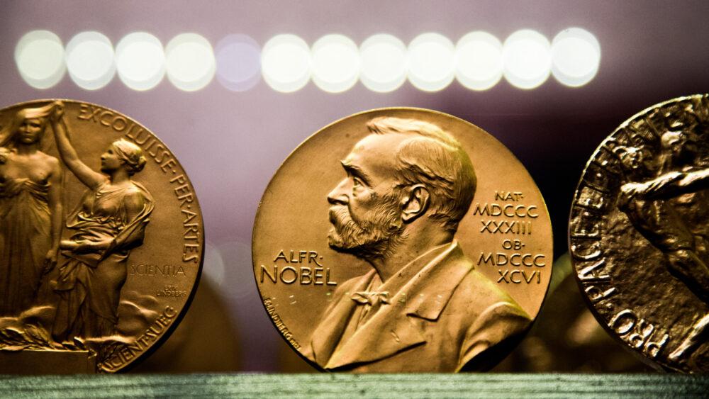 Prix Nobel de médecine 2021 ©Shutterstock/Jeppe Gustafsson