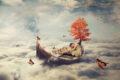 Des chercheurs parviennent à communiquer avec des personnes en train de rêver (©Shutterstock/Des chercheurs parviennent à communiquer avec des personnes en train de rêver (Shutterstock/pathdoc)