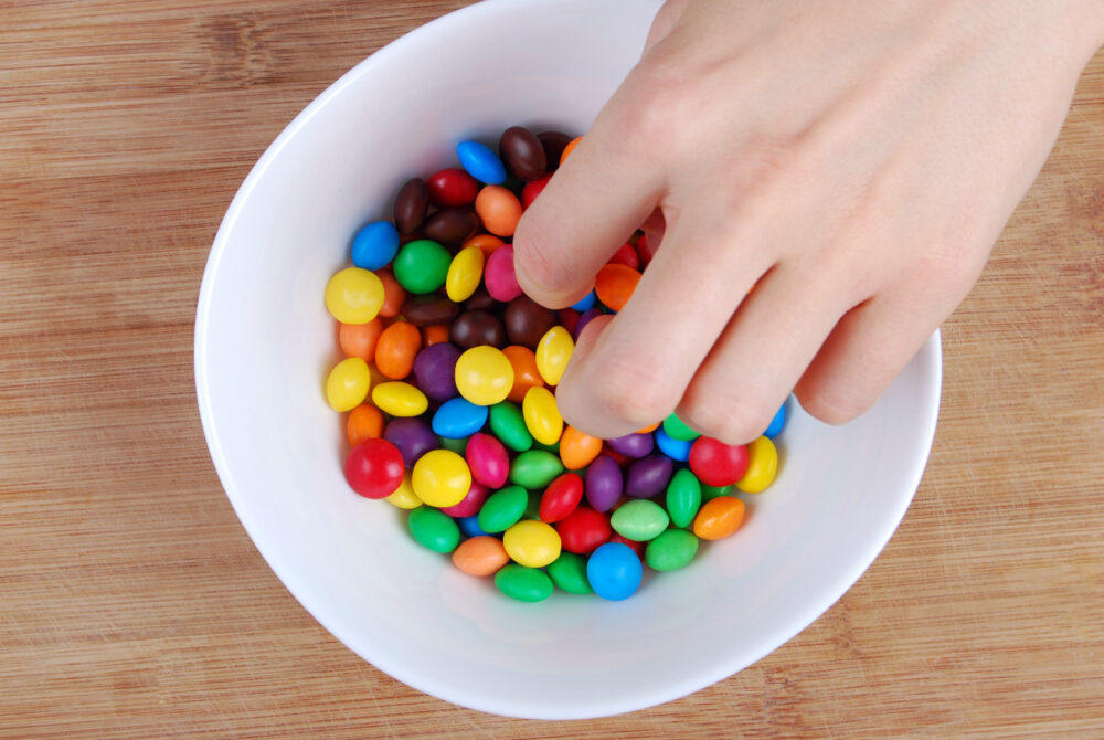 Impossible de résister à ces bonbons